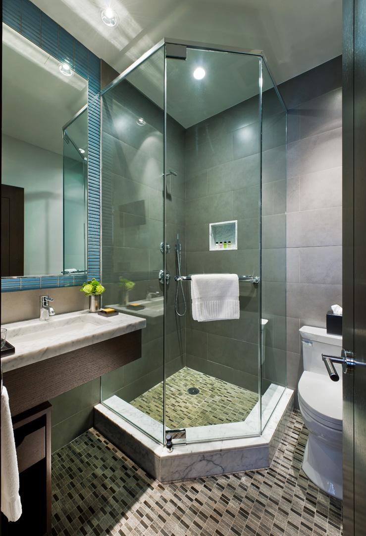 The Pearl Hotel - Bathroom