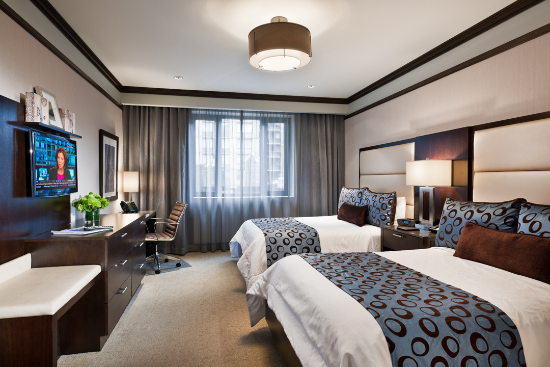 The Pearl - Deluxe Double-Double room
