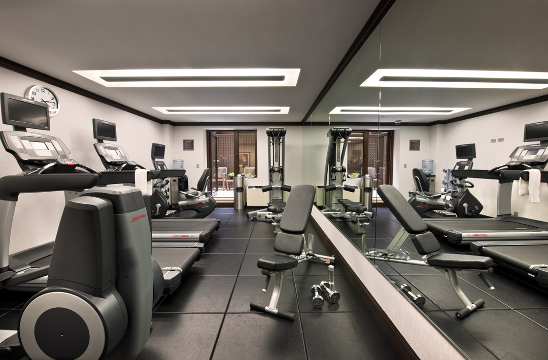 The Pearl Hotel - Fitness Center