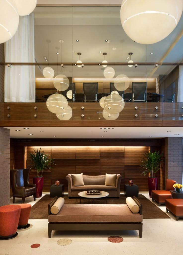 The Pearl - Lobby