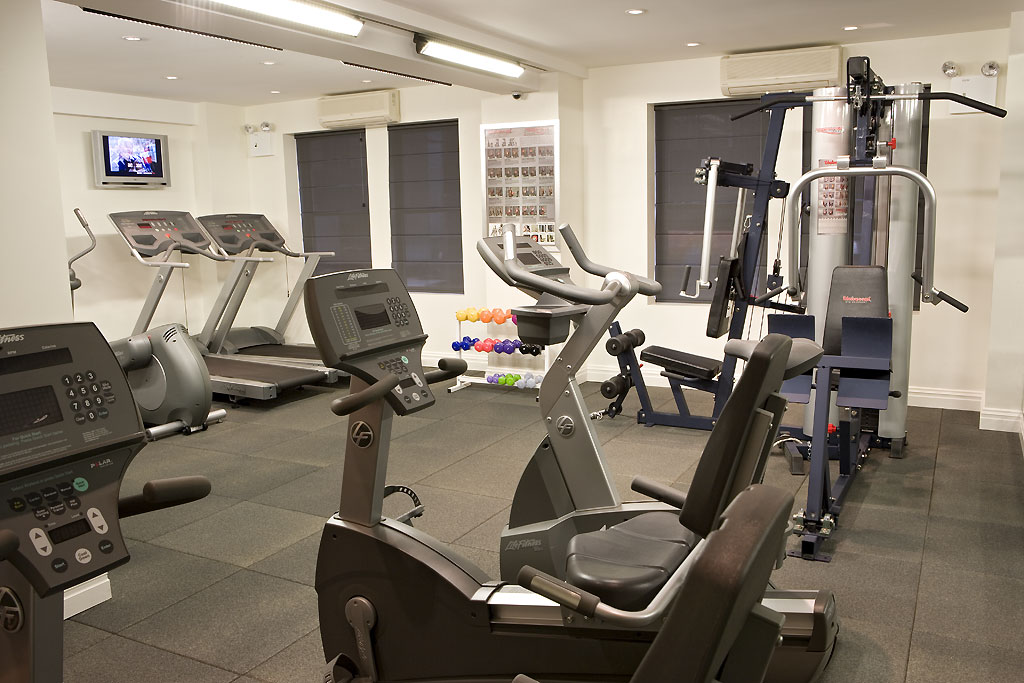 The Belvedere Hotel - Fitness Center