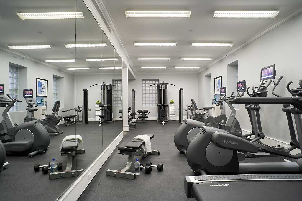 The Lucerne Hotel - Fitness Center