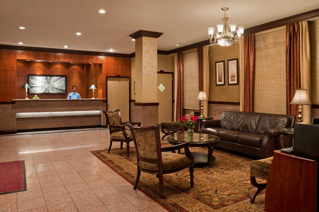 The Hotel Newton - Lobby