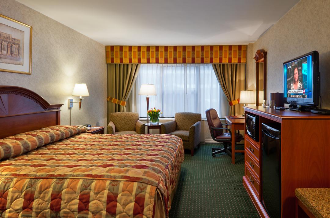 The Travel Inn Hotel - King