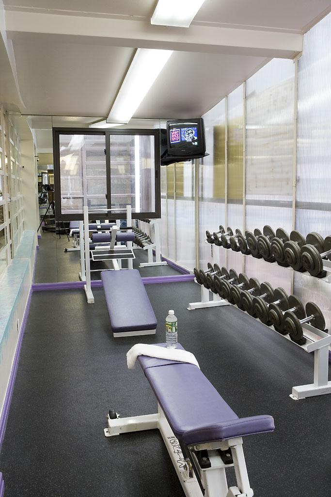 The Travel Inn Hotel - Fitness Center