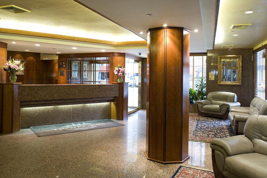 The Travel Inn Hotel - Front Desk